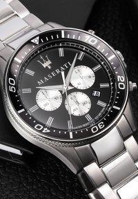 Maserati - SFIDA - Chronograph watch - grey - 5