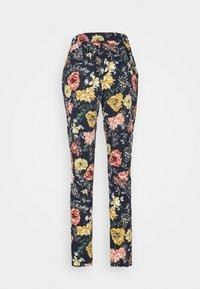 ONLY Tall - ONLNOVA LUX PANT AOP TALL - Trousers - night sky/night garden - 1