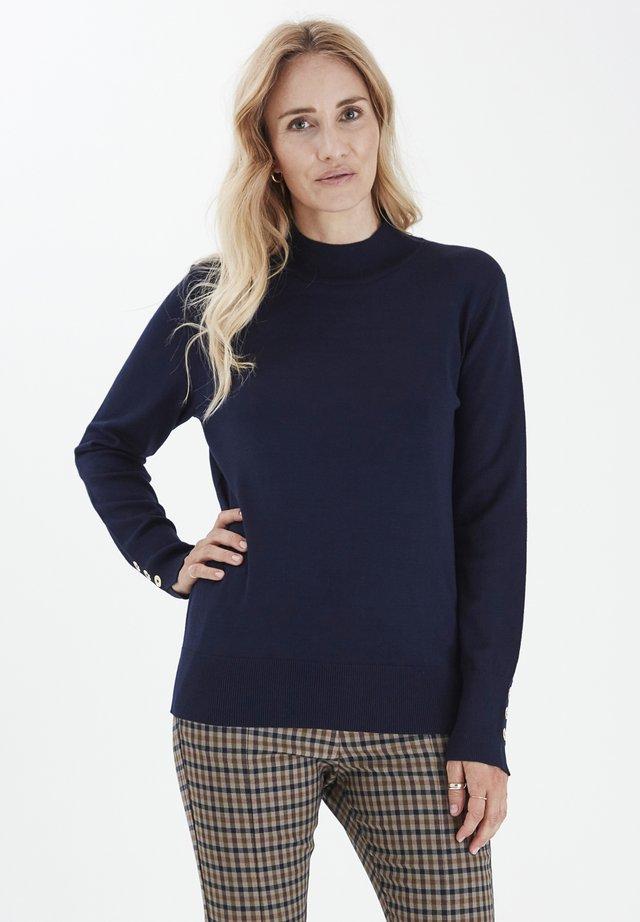Pullover - blue marine