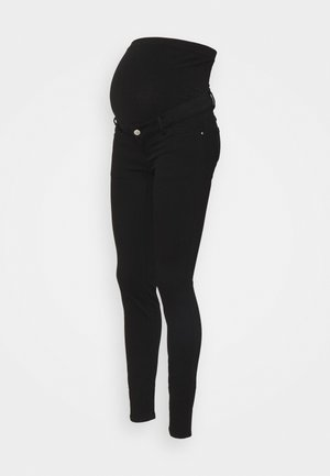 PCMDELLA  - Jeans Skinny Fit - black denim
