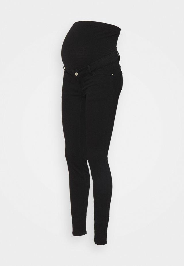 PCMDELLA  - Skinny džíny - black denim