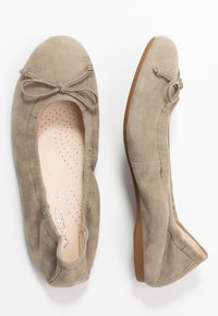 Gabor - Ballet pumps - schilf - 3