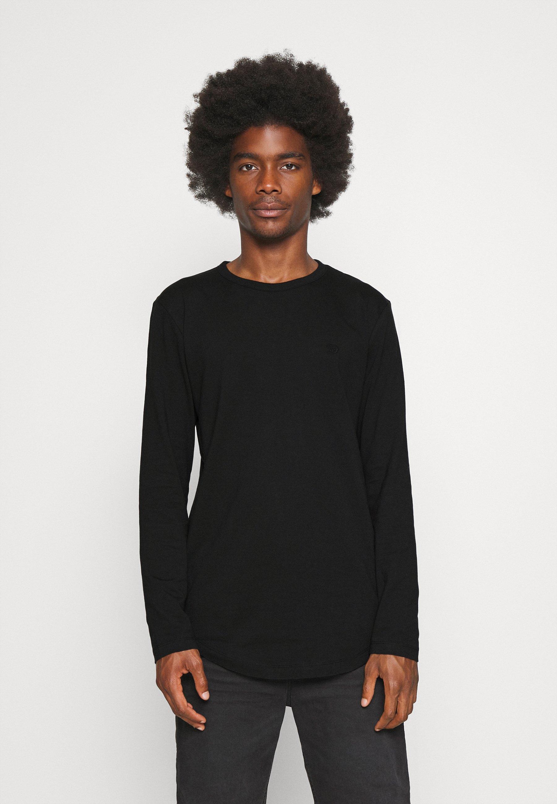 Men BASIC LONGSLEEVE - Long sleeved top