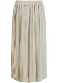 Vila - A-line skirt - dove - 1