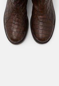 Pons Quintana - TERRY - Vysoká obuv - toffe - 5