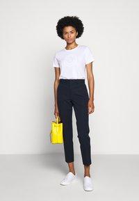 Lauren Ralph Lauren - T-shirt imprimé - white - 1