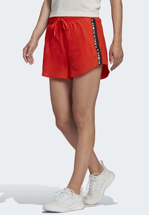 SHORT KARLIE KLOSS TRAINING WORKOUT REGULAR SHORTS - Shorts - orange