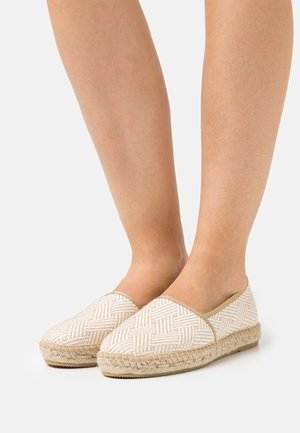 MAR  - Espadrilles - natural