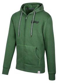 Spitzbub - NORMAN - Zip-up sweatshirt - green - 3