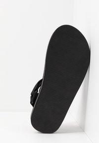 Slydes - NITRO - Sandals - black - 4
