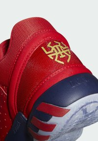 adidas Performance - D.O.N. ISSUE #2 BASKETBALLSCHUH - Basketball shoes - red - 8