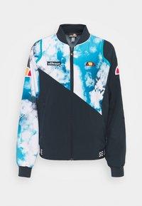MARITTIMO TRACK - Soft shell jacket - navy