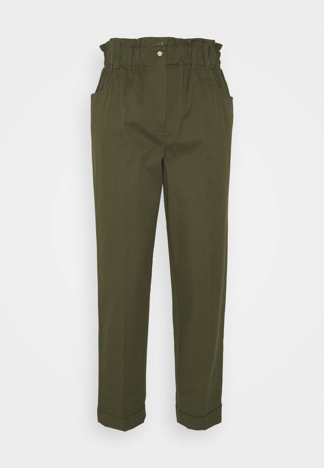 RENZA - Trousers - kaki