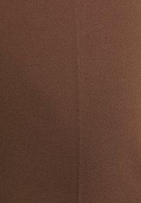 Bershka - Kalhoty - brown - 5