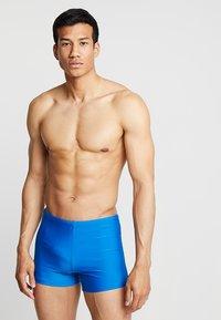 Urban Classics - TRUNK - Swimming trunks - cobaltblue - 0