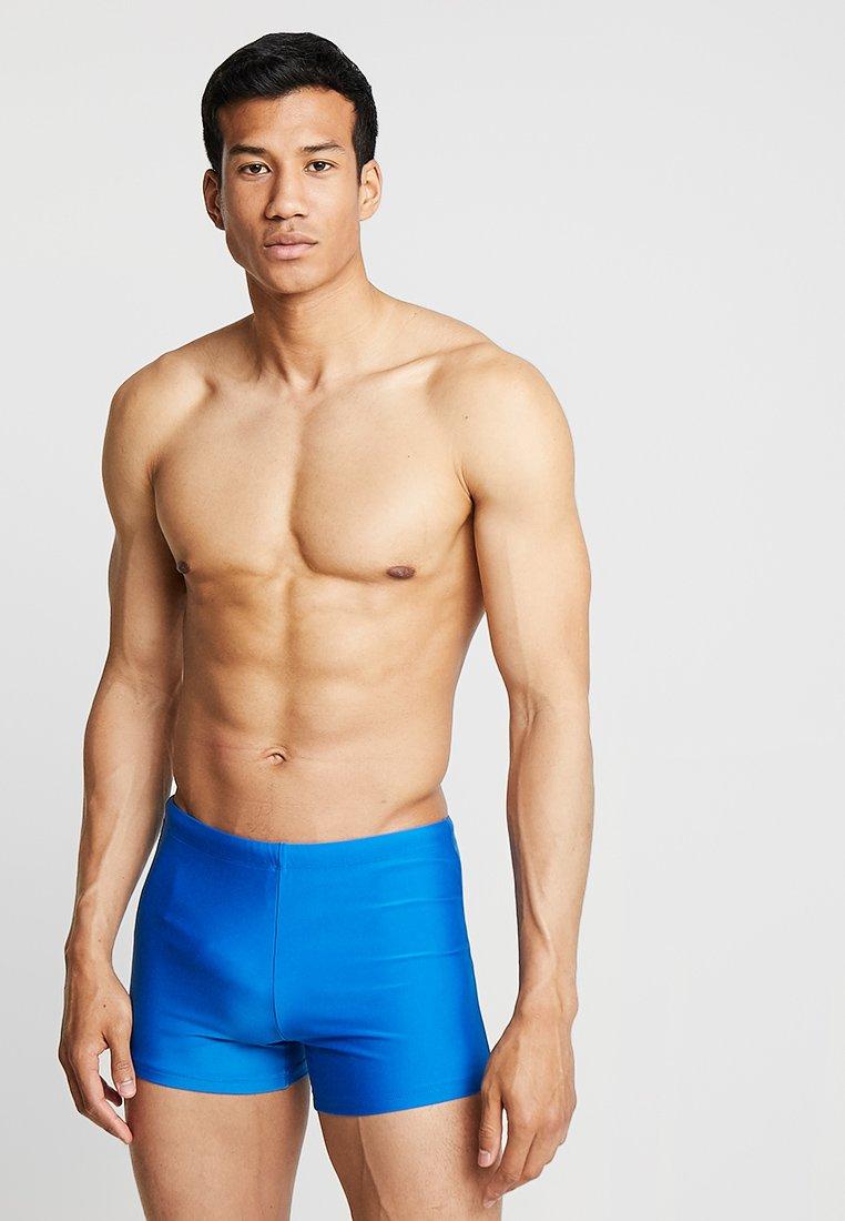 Urban Classics - TRUNK - Swimming trunks - cobaltblue