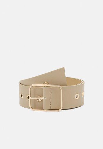 FREJA BELT - Waist belt - beige