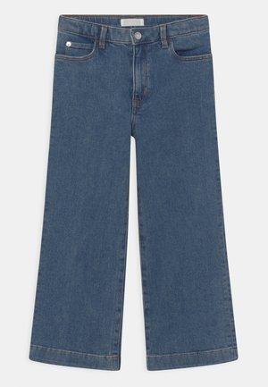 Jeans baggy - dark-blue denim