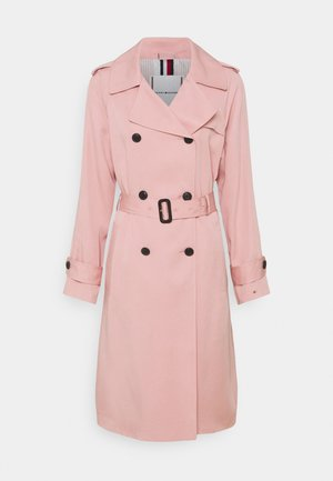 FLUID - Trenchcoat - soothing pink