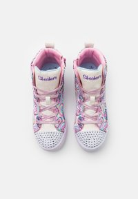 Skechers - TWI-LITES - High-top trainers - pink/multicolor - 3