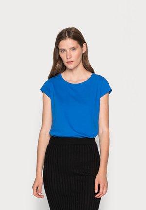 ORGANIC FAVORITE TEASY TEE - Basic T-shirt - princess blue