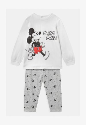 MICKEY  - Pyjama set - brilliant white