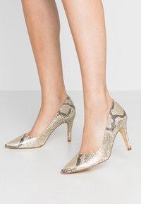 Dune London - ANNA - High heels - natural - 0