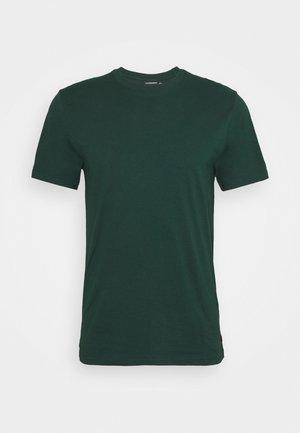 SILO - Basic T-shirt - hunter green