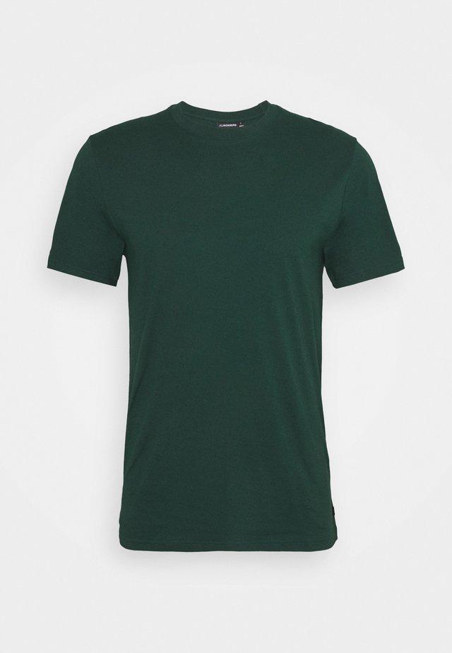 SILO - T-shirt basic - hunter green