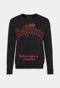 John Richmond - APOLLYONN - Sweatshirt - black - 5