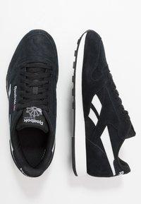 Reebok Classic - Sneakers basse - black/white - 1