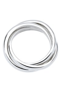 Elli - TRIO BASIC - Ring - silberfarben - 4