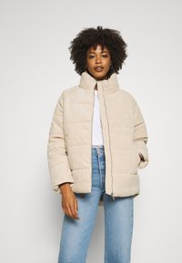 Esprit - Winter jacket - sand - 0