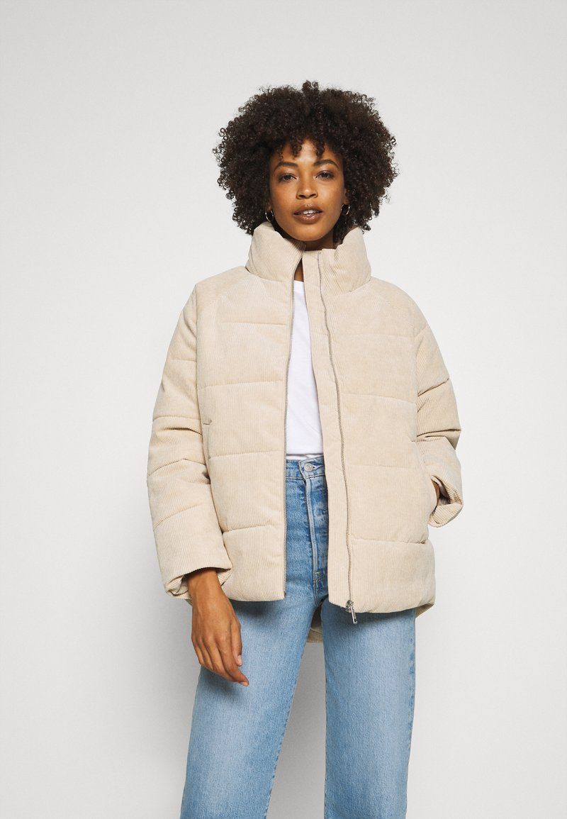 Esprit - Winter jacket - sand