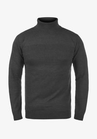 INDICODE JEANS - Jumper - charcoal mix - 4