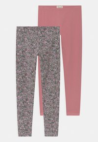 OVS - 2 PACK - Legging - dusty rose - 0