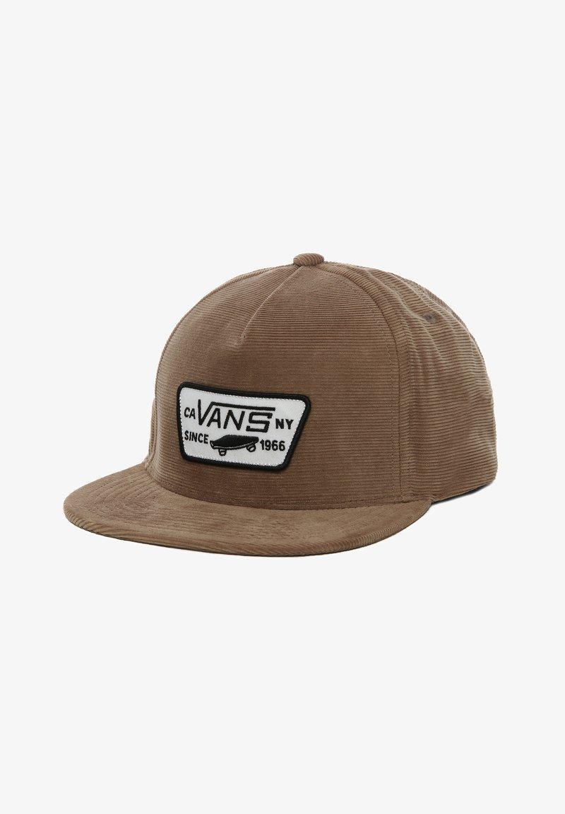 Vans - Cap - dirt