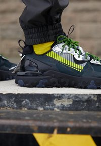 Nike Sportswear - REACT VISION PRM 3M UNISEX - Sneakers - anthracite/black/volt - 2
