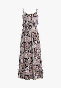ONLY - ONLNOVA STRAP DRESS - Maxi dress - black - 3