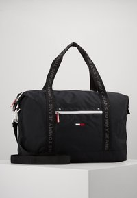 Tommy Jeans - COOL CITY DUFFLE - Weekend bag - black - 0