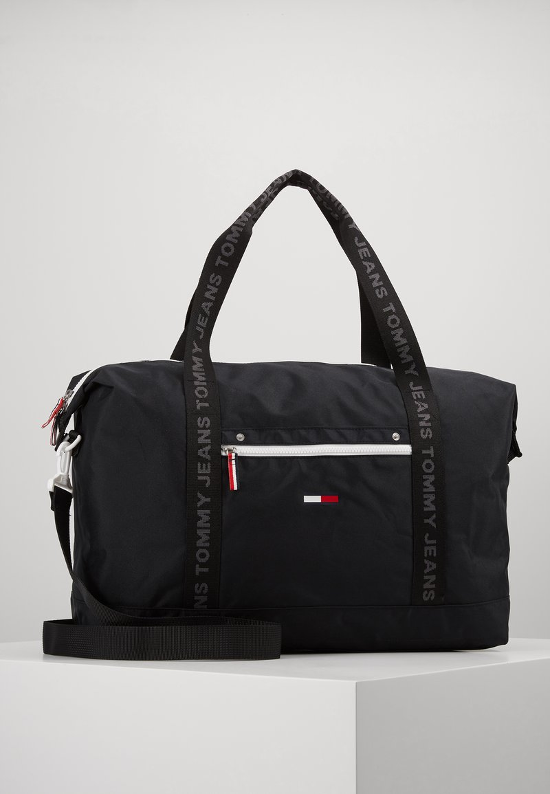 Tommy Jeans - COOL CITY DUFFLE - Weekend bag - black