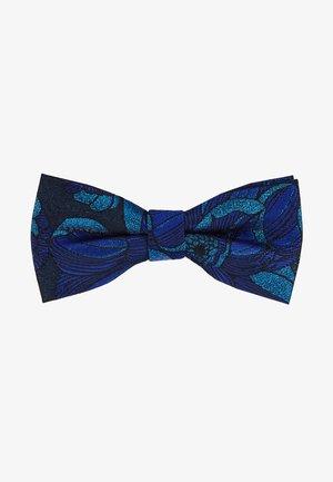 AGARES BOW - Pajarita - black/blue