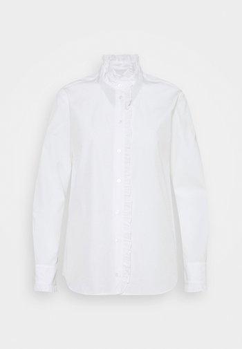 AFGANO - Skjorte - weiss