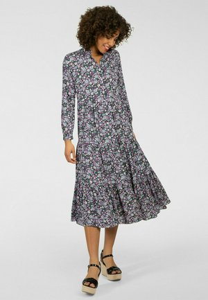 Robe chemise - dunkelblau