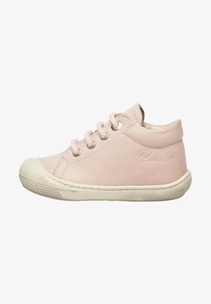 High-top trainers - rosa