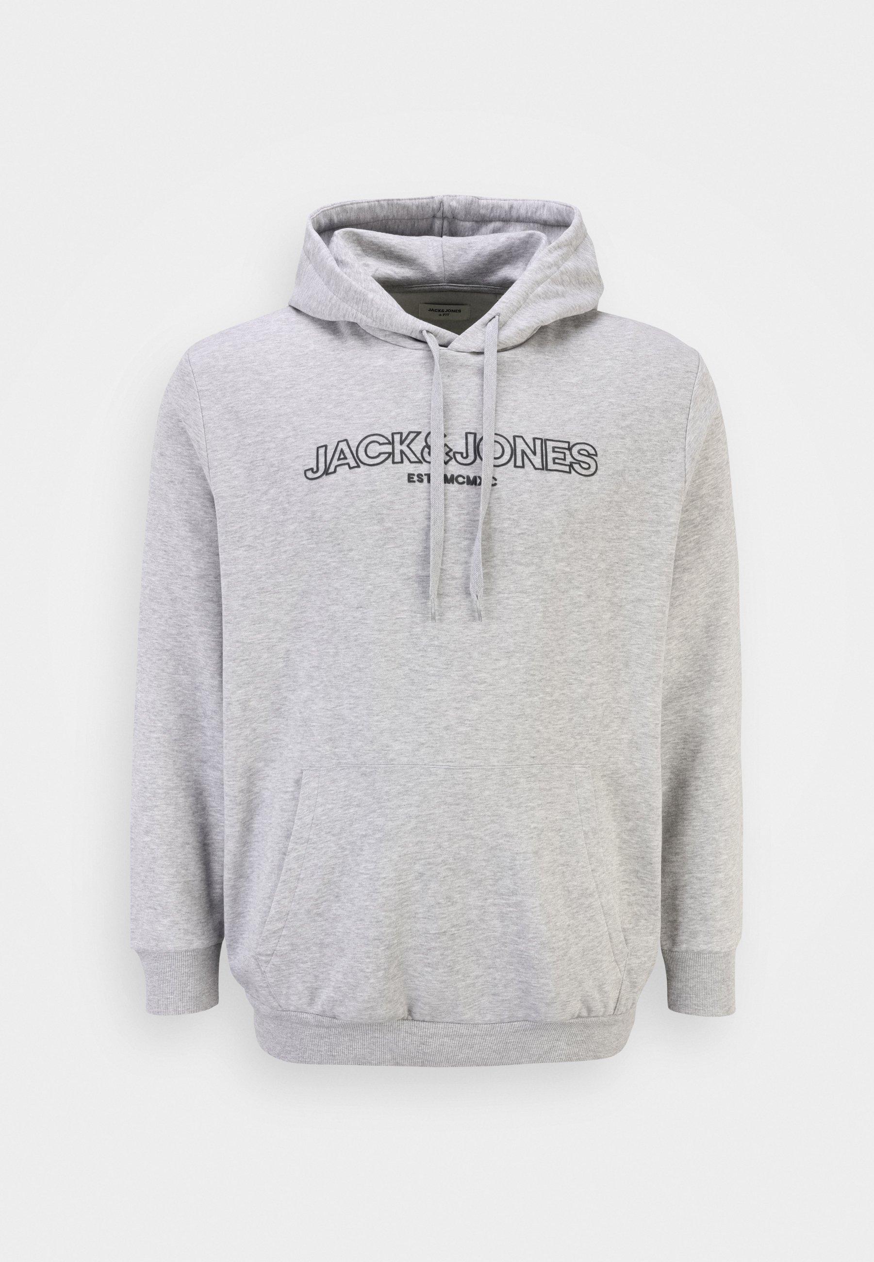 Homme JJBANK HOOD - Sweatshirt