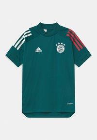 adidas Performance - FC BAYERN MÜNCHEN UNISEX - Club wear - green/red - 0