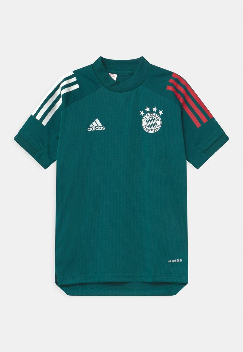 adidas Performance - FC BAYERN MÜNCHEN UNISEX - Club wear - green/red