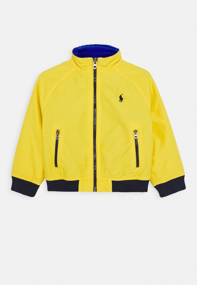 PORTAGE OUTERWEAR JACKET - Zimní bunda - chrome yellow
