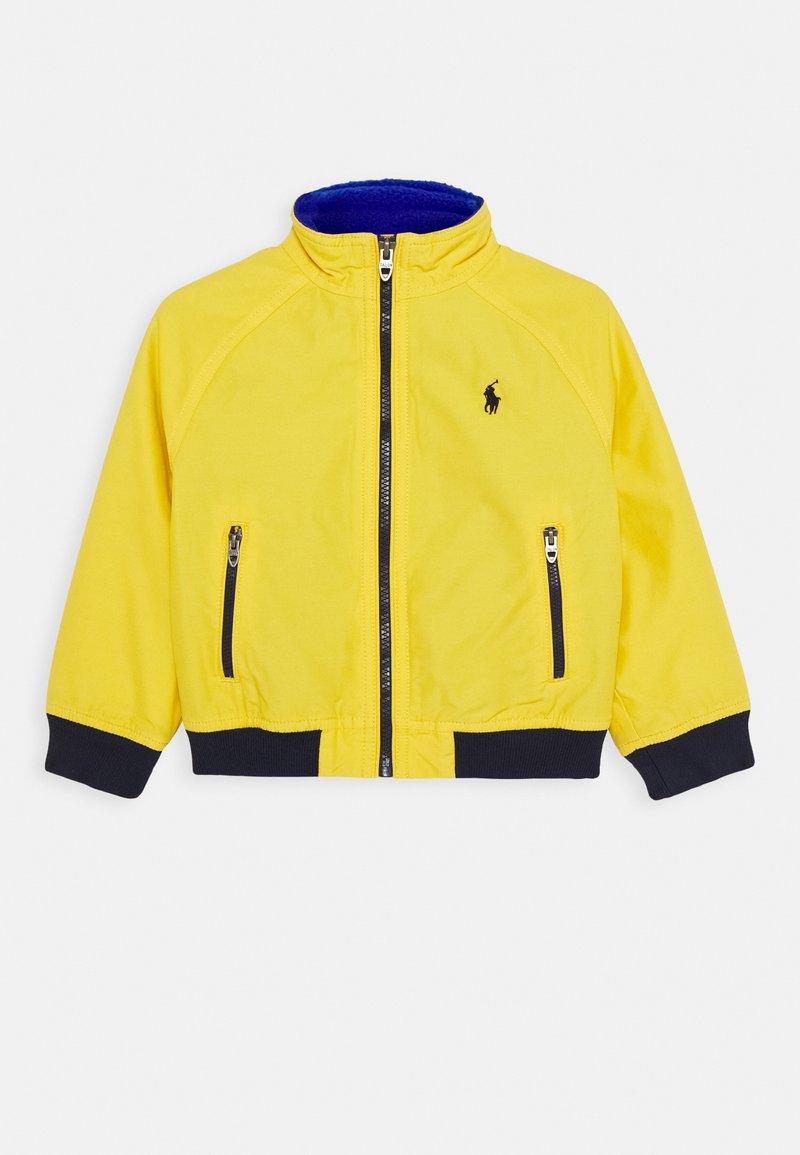 Polo Ralph Lauren - PORTAGE OUTERWEAR JACKET - Vinterjakker - chrome yellow